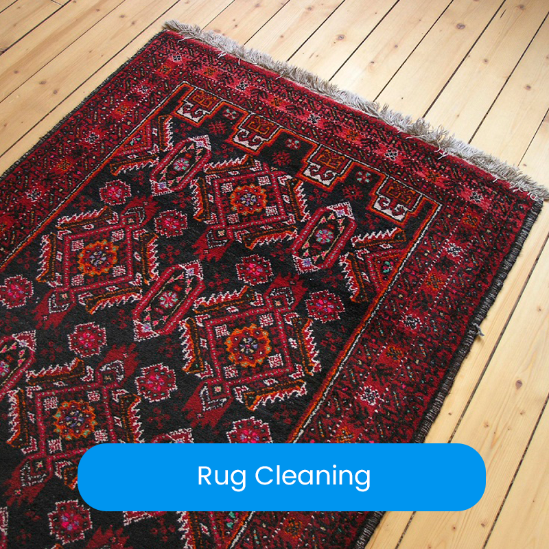 Rug Cleaning - Trusted Local Cleaners
