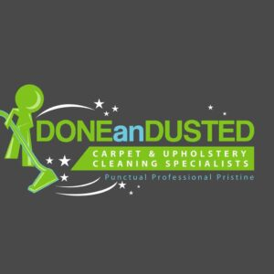 September 2019 Winner DONEanDUSTED Cleaning Specialists